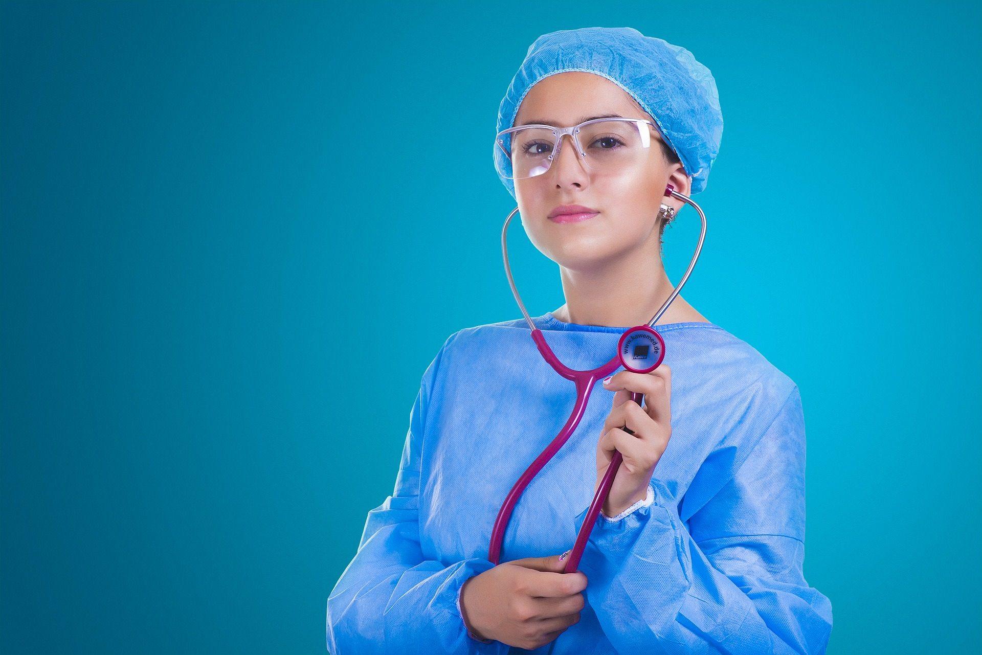 Nazwy zawodów w opiece zdrowotnej po niemiecku.