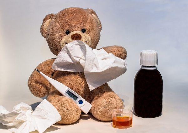 Kinderkrankheiten – choroby wieku dziecięcego po niemiecku