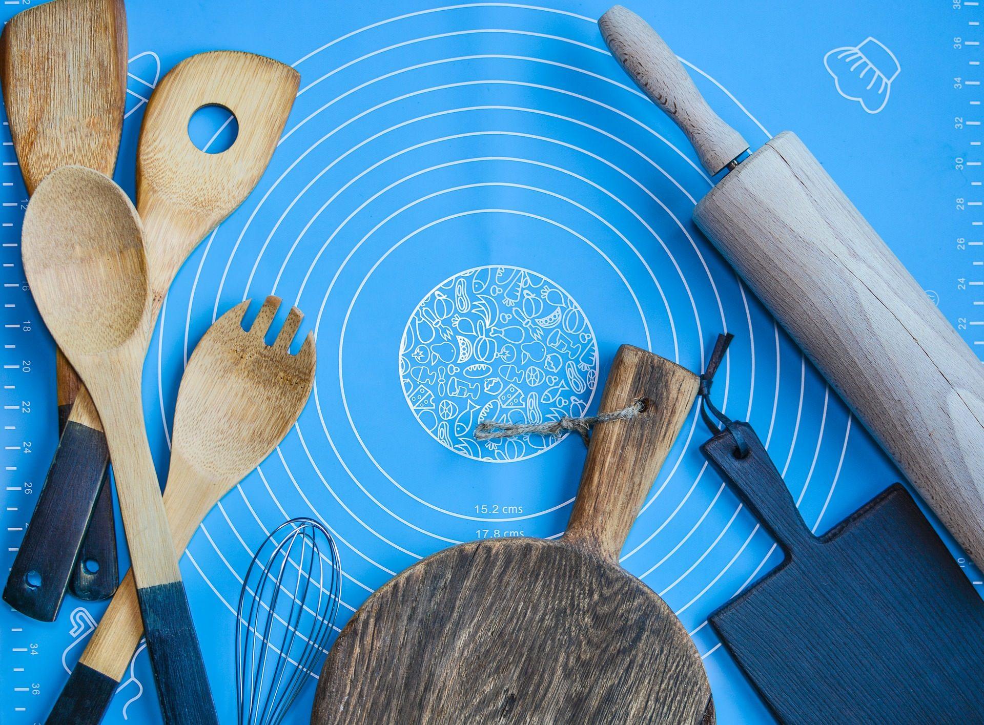 In der Küche – urządzenia i inne akcesoria kuchenne po niemiecku