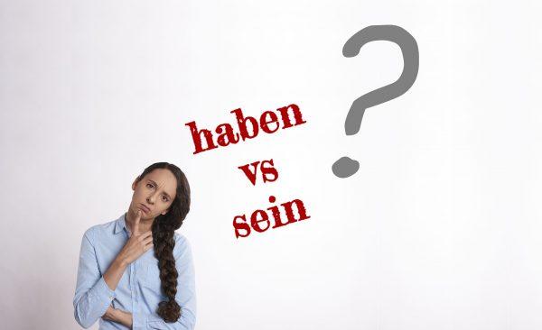 """Czas Perfekt z """"haben"""" czy z """"sein""""?"""