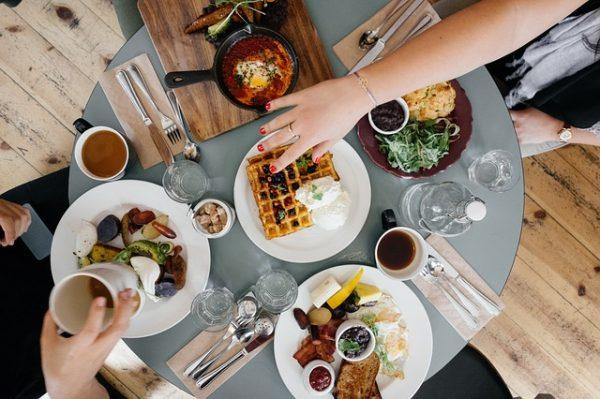 Nicht nur im Restaurant – nie tylko w restauracji